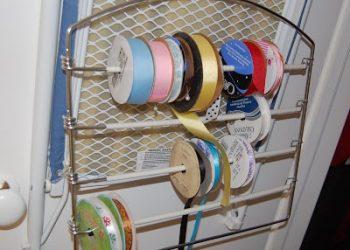 Ribbon Roll Organizer