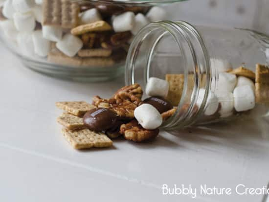 Hershey's S'more Snack Mix