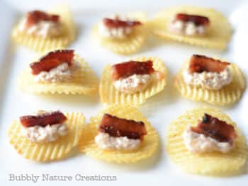 Bacon Party with Bacon Mini Food