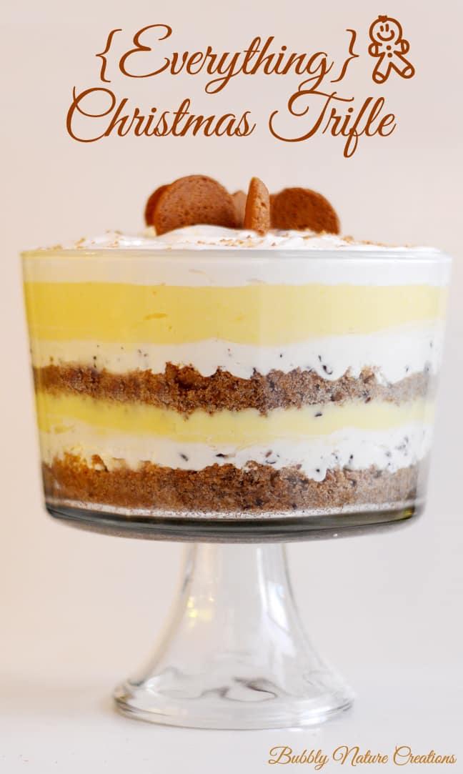 Everything Christmas Trifle