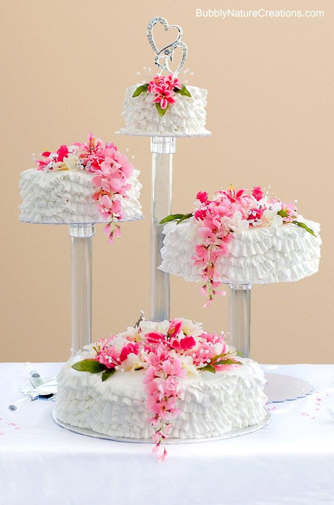 Chocolate Strawberry Cake 3