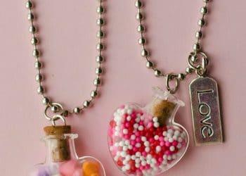 {Valentine} Sprinkle Jewelry!
