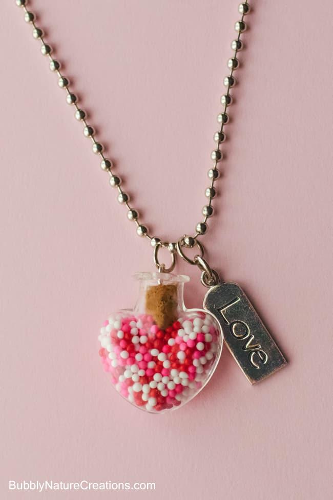 Valentine} Sprinkle Jewelry!