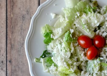 Applewoods Green on Green Salad {Copycat}