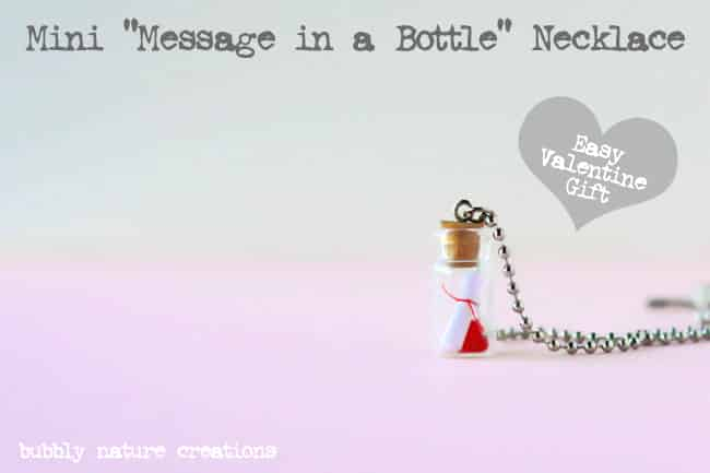 mini message in a bottle necklace 3 2 Mini Message in a Bottle Necklace {Tutorial}