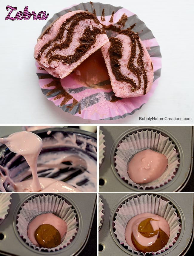 Animal Print Cupcakes! 3