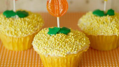 Lollipop flower cupcakes mightylinksfo
