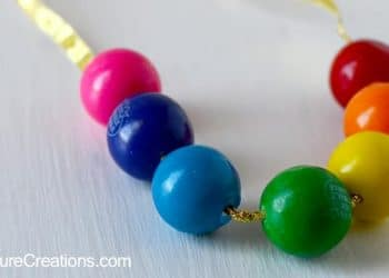 {Rainbow} BubbleGum Necklace