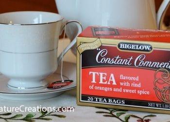 Bigelow Tea Love {a Teacup of Memories}