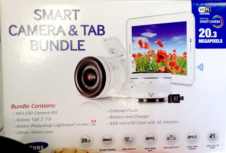 Samsung Camera Bundle