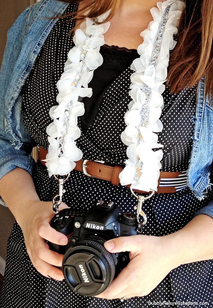 DIY Custom Camera Strap