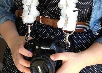 DIY Custom Camera Strap!