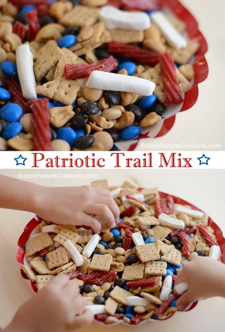 Patriotic Cakes Mix