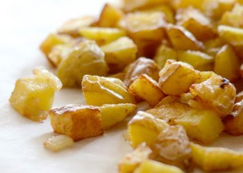 Fried Potatoes With Onions Heirloom Recipe