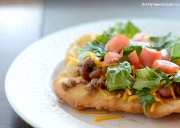 Indian Tacos! {with Indian Fry Bread}