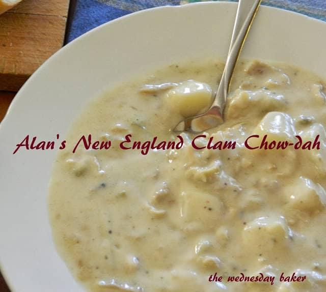 New England Clam Chow-dah