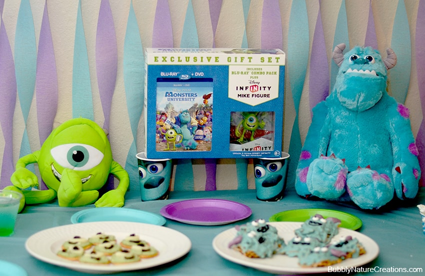 Monsters U Party 2