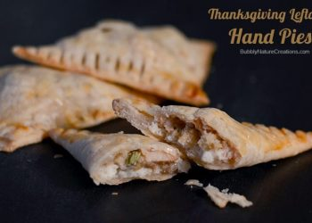 Thanksgiving Leftover Hand Pies!