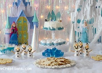Disney FROZEN Party!!!