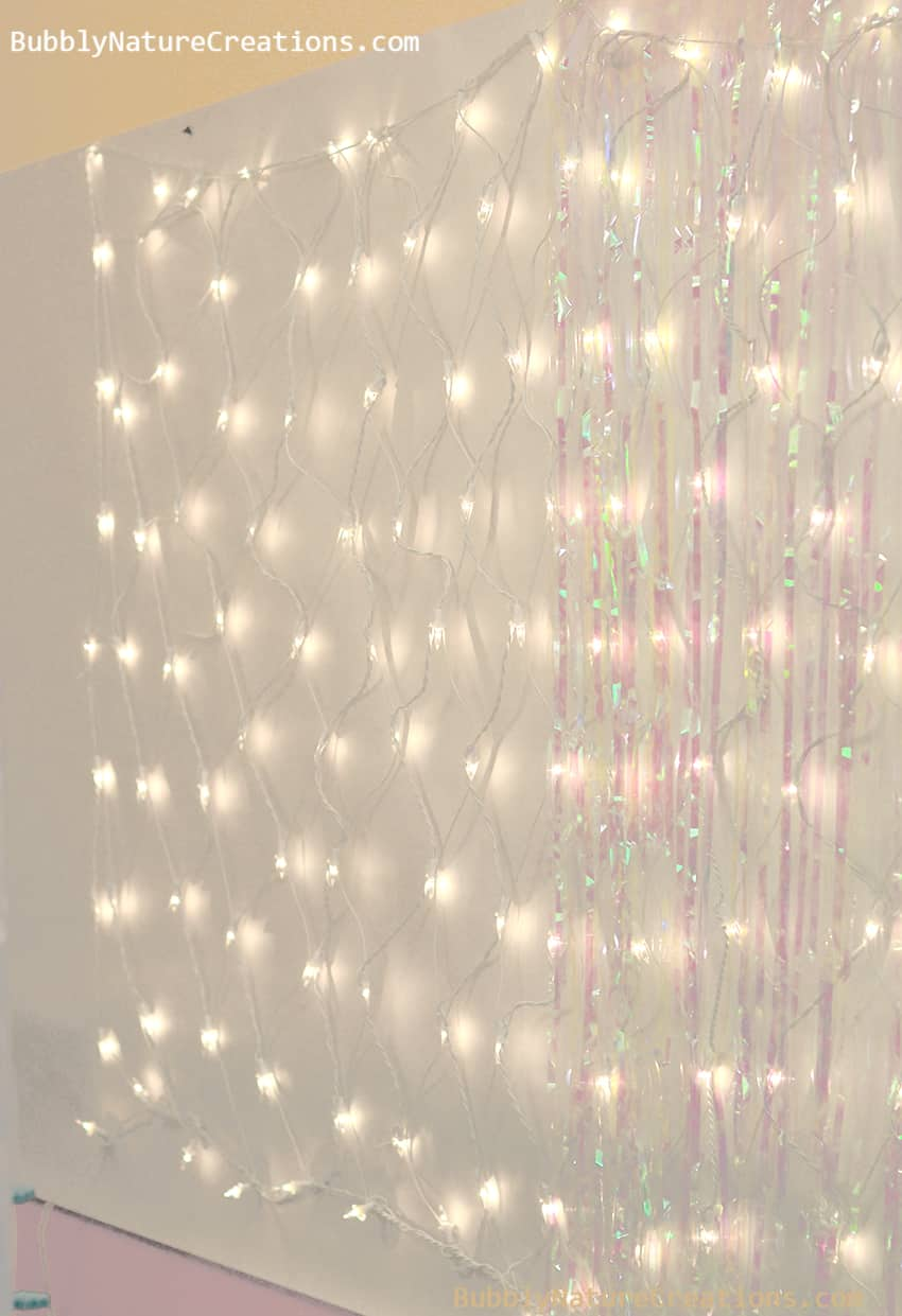 Netted Christmas Lights