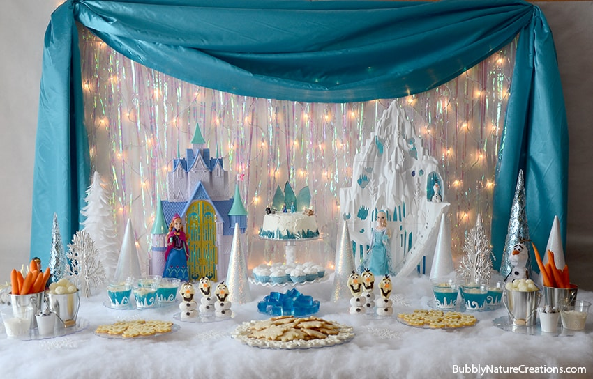 The Best Disney Frozen Party Ideas