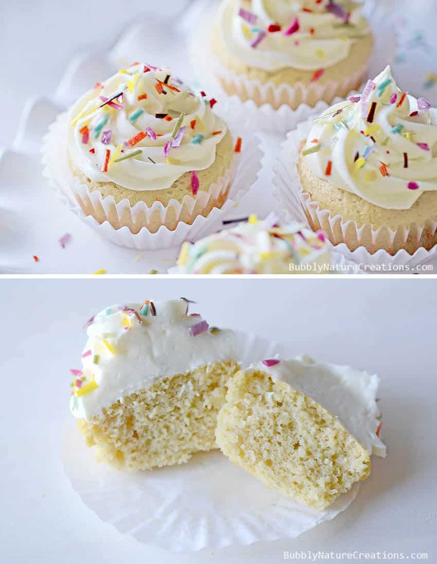 Carbs In White Cake With Buttercream Frosting