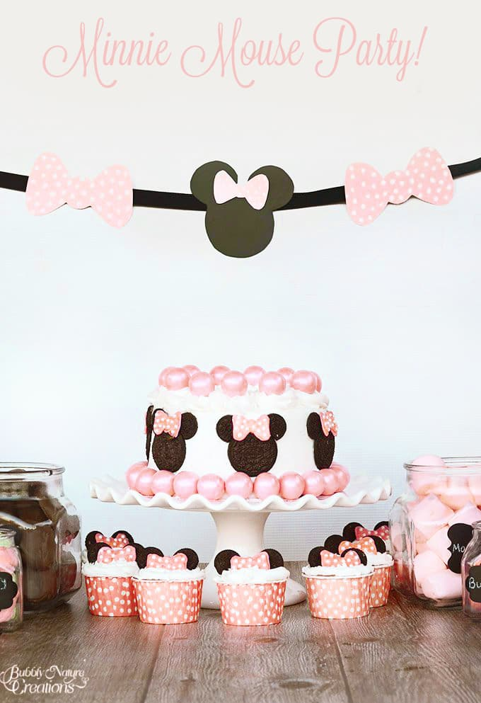 Minnie-Mouse-Party-For-all-the-Minnie-Mouse-lovers-So-cute-for-a-birthday-party-or-baby-shower3 copy