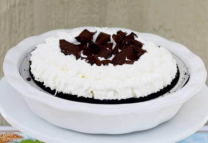 Marie Calendar's Chocolate Pie!