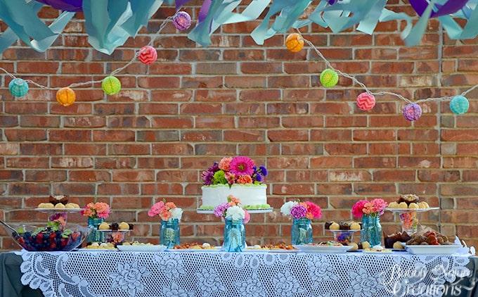 Summer Fun Garden Party!  Throw a fun summer celebration!!