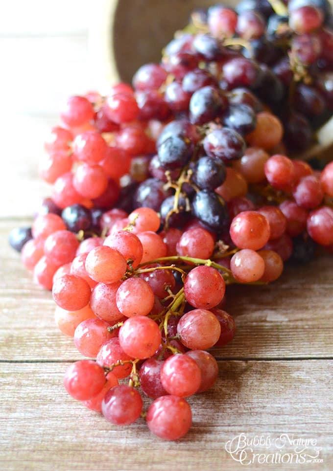 Grapes from Walmart!#WalmartProduce #ad