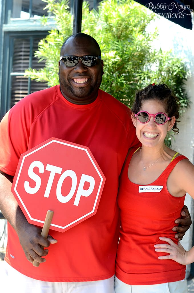 Tour Guides Vanessa and Jason for Food Tours of America in Dallas!