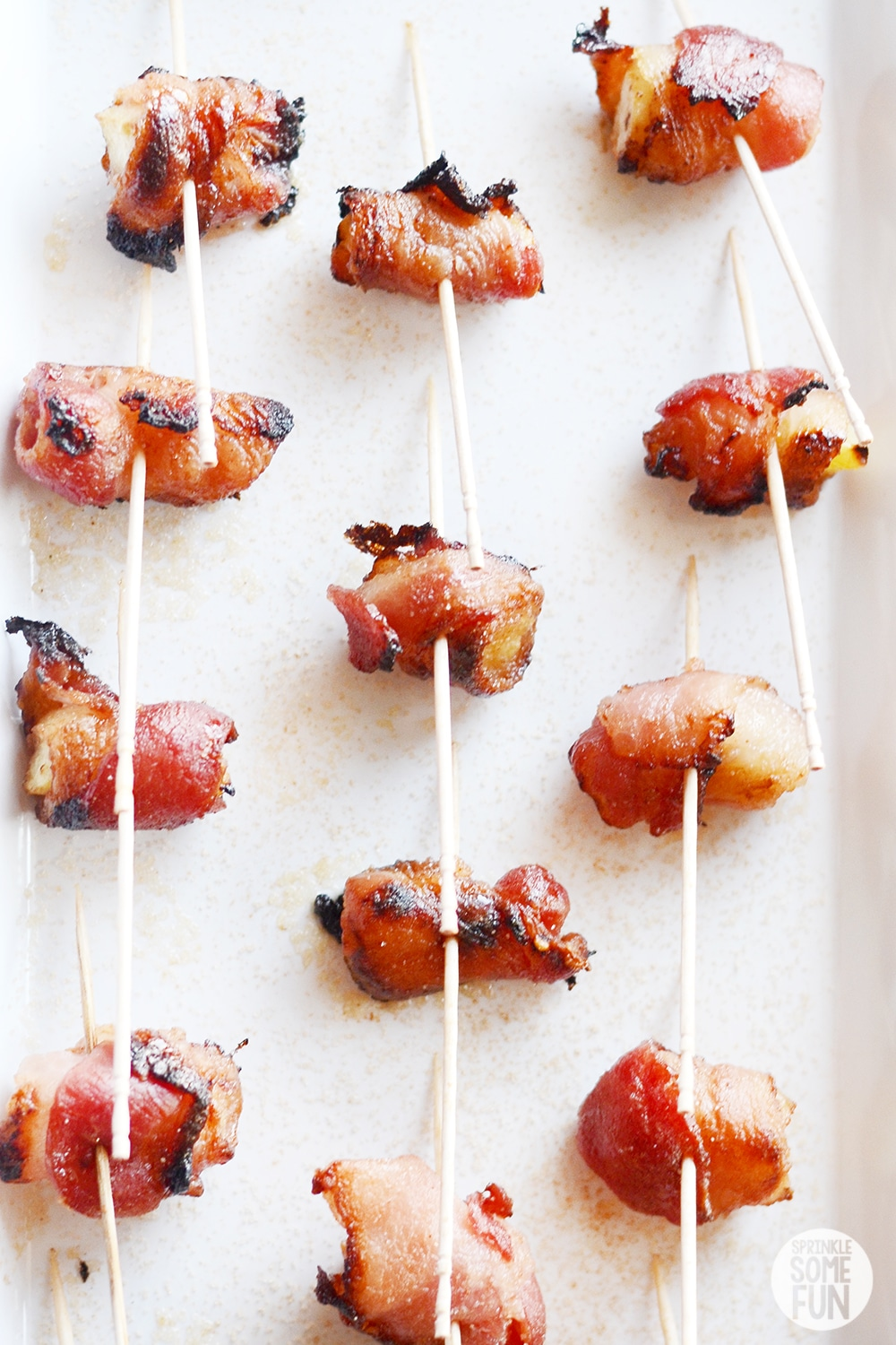 Apple Cinnamon Bacon Bites
