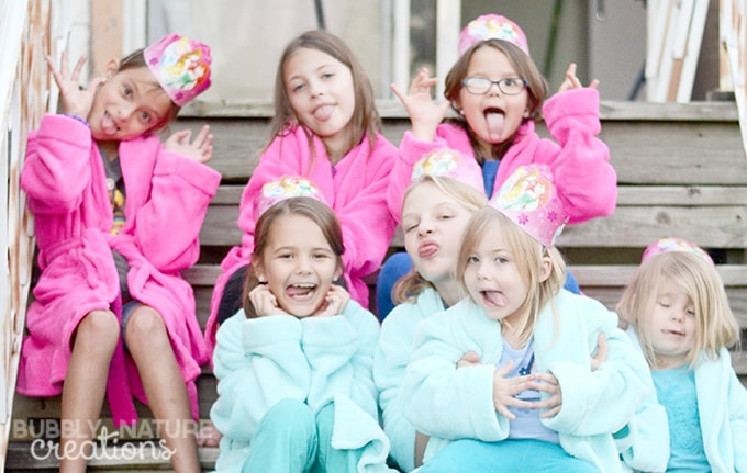 Sleeping Beauty Princess Slumber Party!  #DisneyBeauties #CollectiveBias #shop