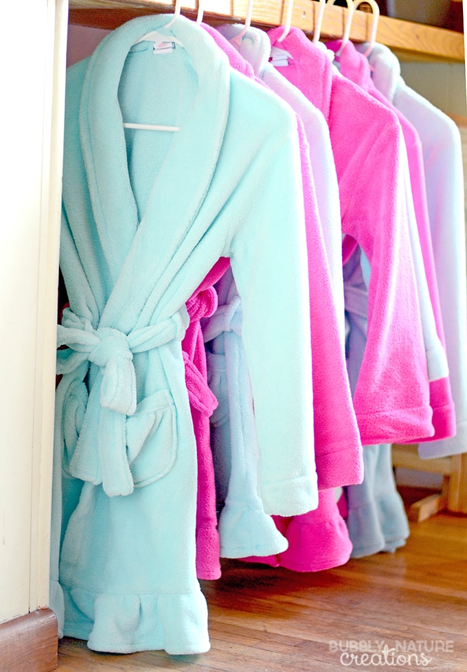 Sleeping Beauty Princess Slumber Party Robes!  #DisneyBeauties #CollectiveBias #shop