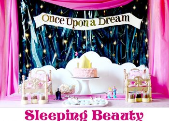 Sleeping Beauty Slumber Party! Awesome party ideas for any princess!