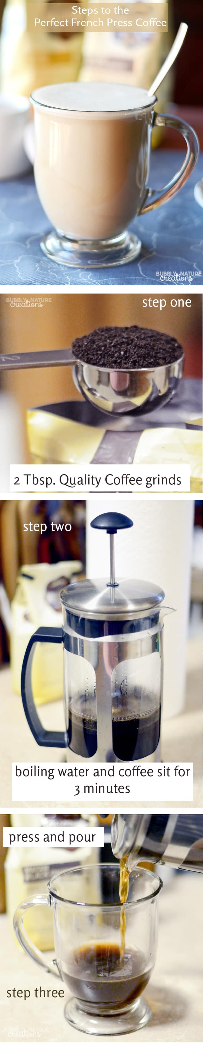 Steps to the Perfect French Press Coffee! #MillstoneCoffee #ad