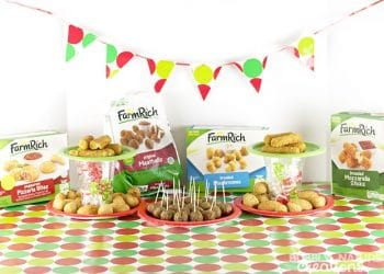 Farm Rich Products for easy entertaining!