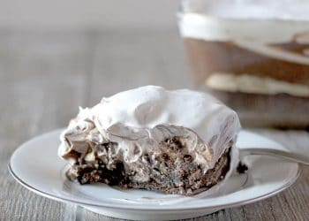 Peanut Butter Brownie Delight!