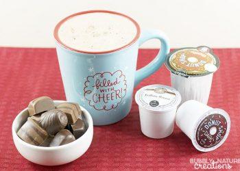 Chocolate Truffle Mocha!  Easy Coffee Recipe!