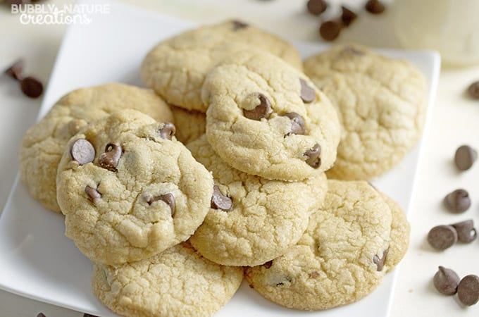Heirloom Chocolate Chip Cookies!!