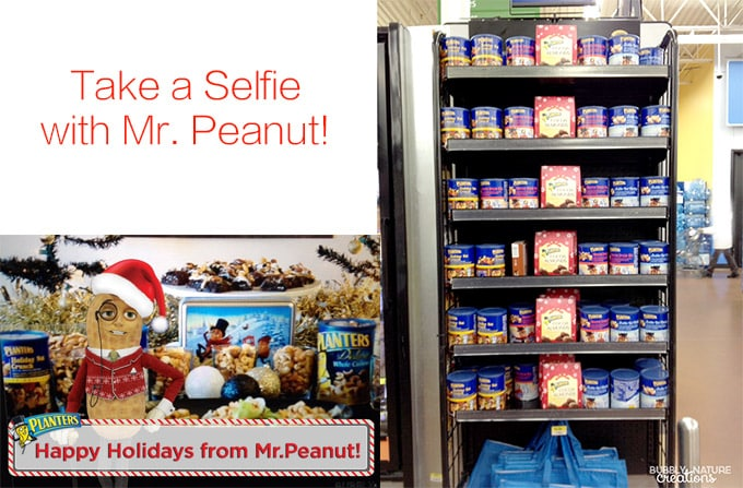 Planters Holiday Nut Party ⋆ Sprinkle Some Fun