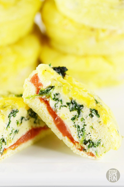 Breakfast Egg Muffins Easy Make Ahead Sprinkle Some Fun
