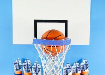 Slam Dunk Basketball Party!