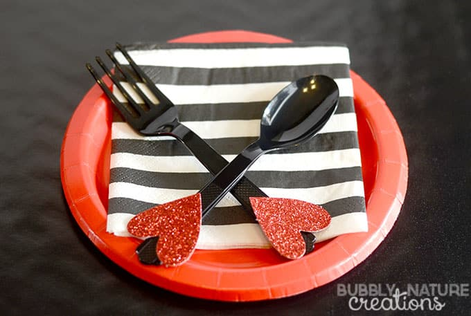 Valentine Party Place Setting!
