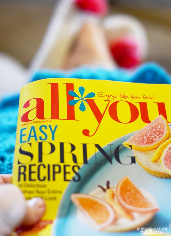 All You Magazine!