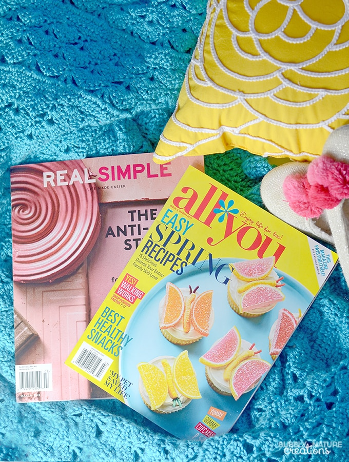 All You and Real Simple Magazines