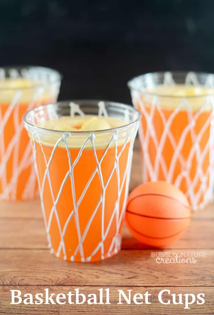 Basketball Net Cups