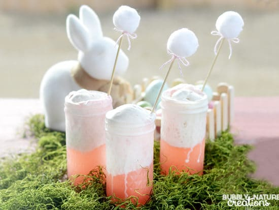 Bunny Punch with Bunny Tail Stirrers!