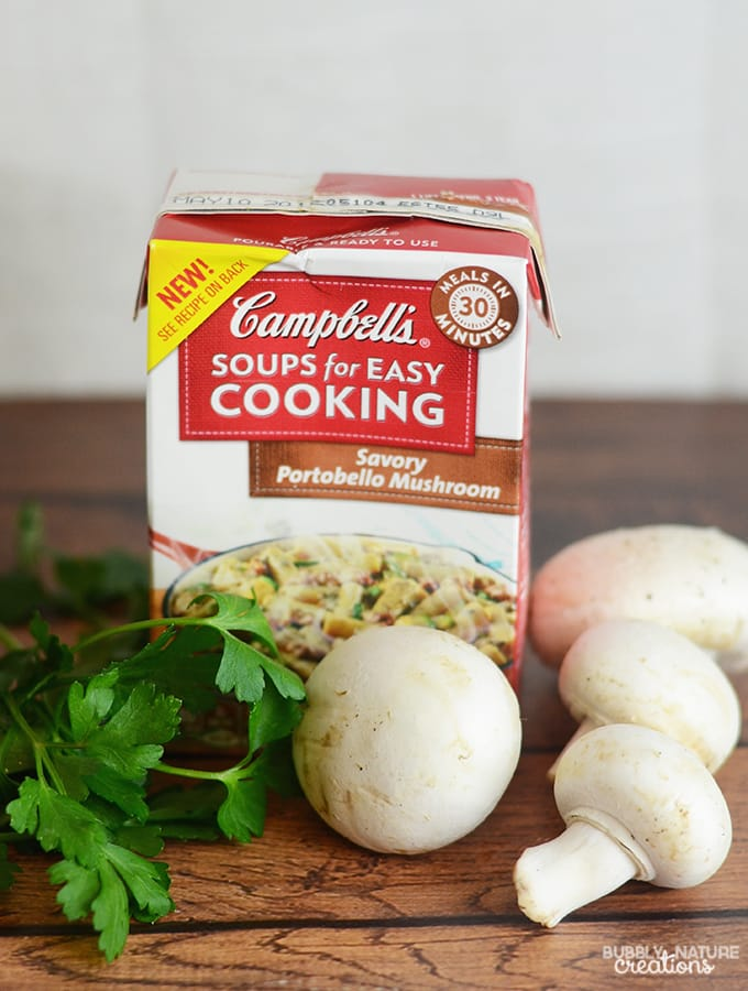 Campbell's Soups for Easy Cooking #WeekNightHero #ad