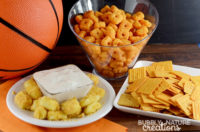 Cheez-It Crackers and Recipes